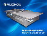 RZCRT5_3625EF_2H CNC Intelligent Flatbed Cutting Machine